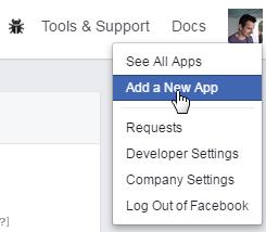 Add new app.